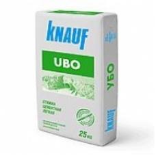 """УБО """"UBO"""" стяжка цементная 25 кг"""