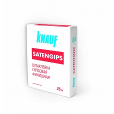 Шпаклевка Сатенгипс гипсовая KNAUF 25 кг арт.246914