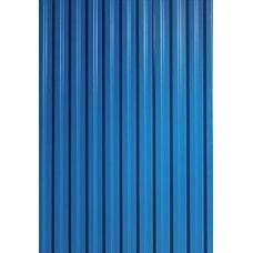 Профнастил синий